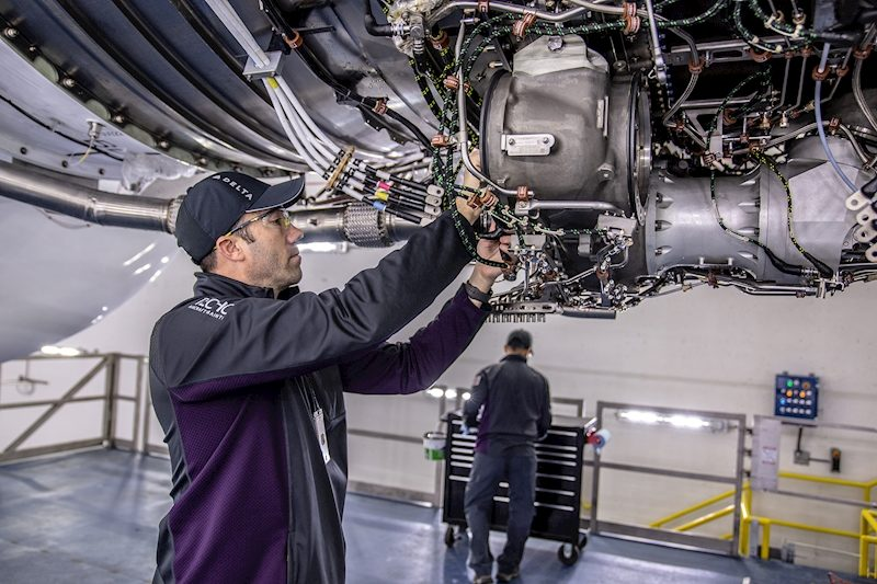 Why Delta built the world's largest jet engine test cell, bringing aviation innovation to Georgia