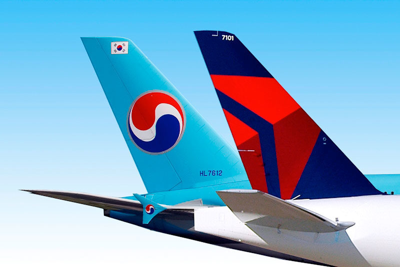 Delta TechOps, Korean Air Maintenance & Engineering partner to explore MRO services, share operational best practices