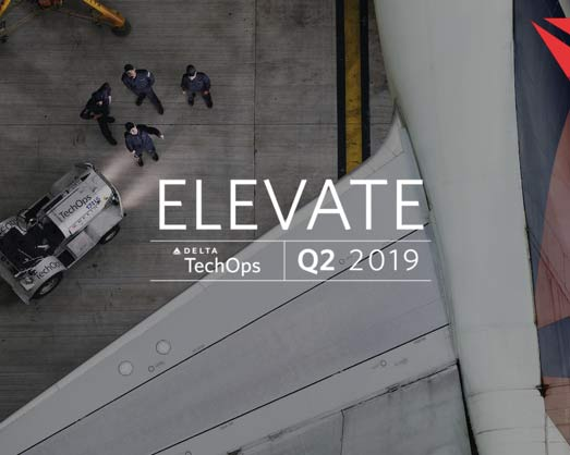 Introducing ELEVATE, a new digital publication by Delta TechOps
