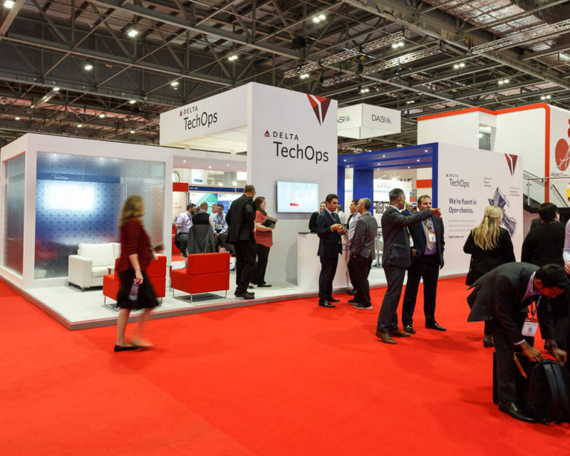 Delta TechOps At MRO Europe 2019