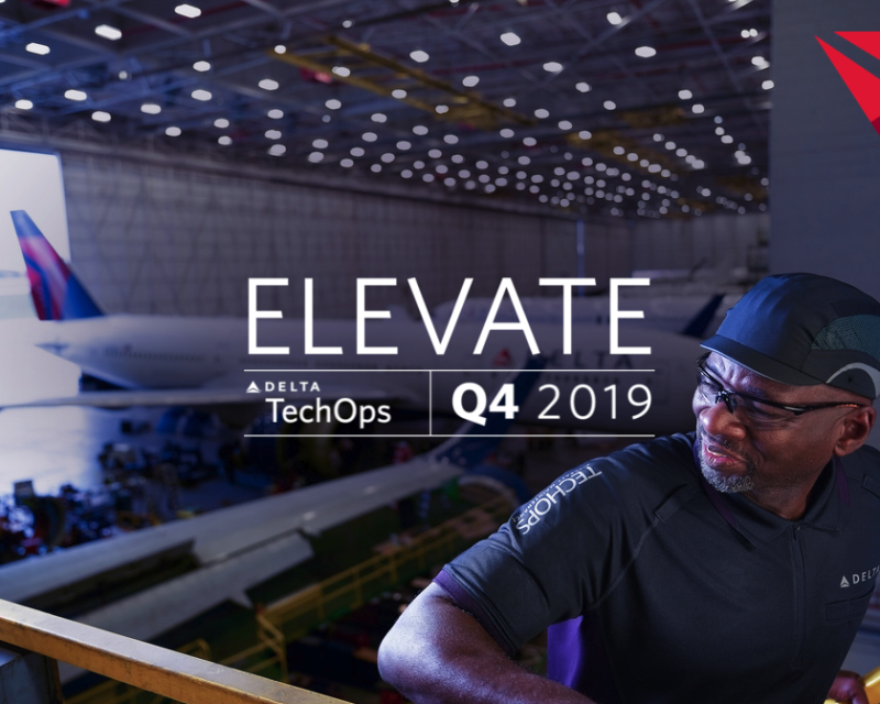 Discover the latest from Delta TechOps with ELEVATE